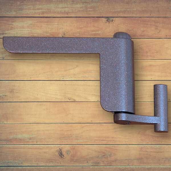 ClipClose mini Türschließer silber