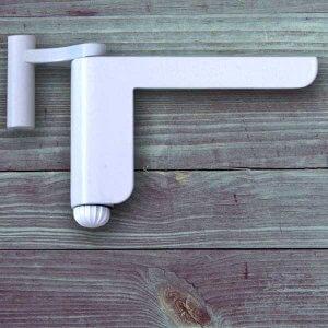 ClipClose mini Türschließer weiß