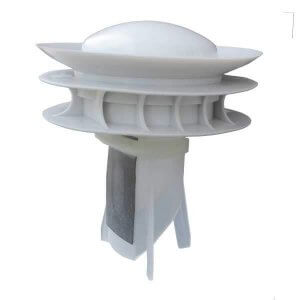 WaterSave Geruchsverschluss der perfekte Verschluss für wasserlose Urinale